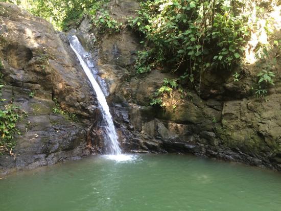 Увита, Коста-Рика: Uvita Waterfall
