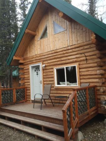 Caribou Cabins: Cabin