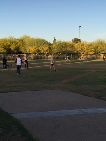 Scottsdale Chaparral Dog Park
