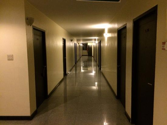Diamond Park Inn Chiangrai Resort: Hotel Floor