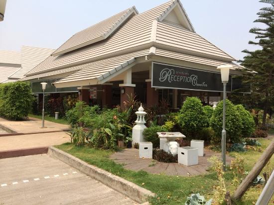Park Inn Chiangrai : Hotel Reception