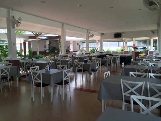 Park Inn Chiangrai : Restaurant