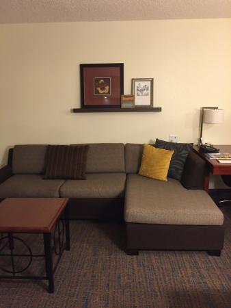 Residence Inn Ocala: Super nice room!!!!
