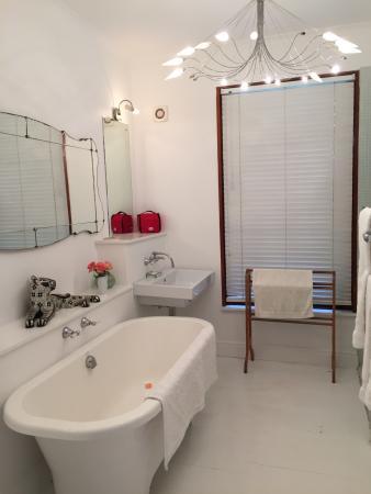 the charming bathroom picture of by the seaside kalk bay rh tripadvisor com