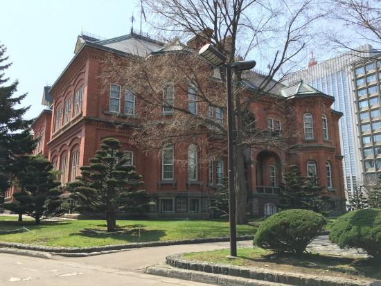 Former Hokkaido Government Office Building: photo2.jpg