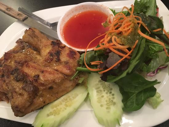 San Pablo, CA: Blue Bay Thai Cuisine