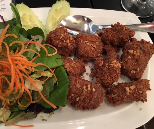 San Pablo, Califórnia: Blue Bay Thai Cuisine