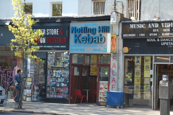 Notting Hill Grill & Kebabs