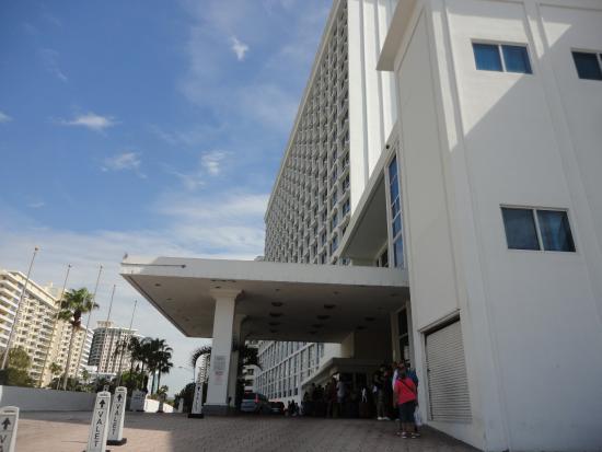 Βόρειο Μαϊάμι Beach, Φλόριντα: Frente del Hotel