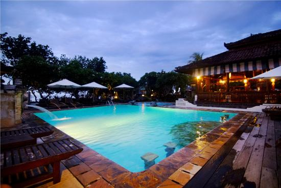 Bali Taman Resort & Spa: Public Swimming pool