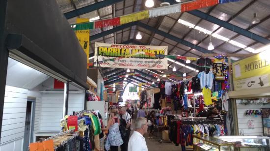 Parklea, أستراليا: Interior market