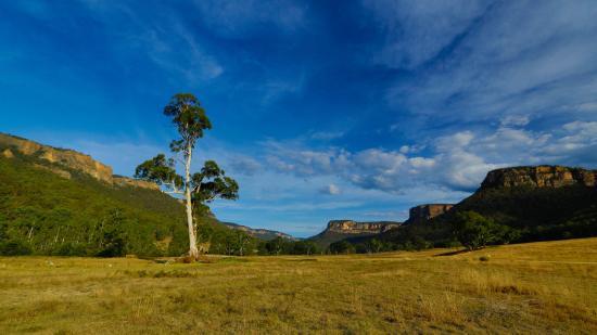 Wolgan Valley, Avustralya: Beautiful landscapes