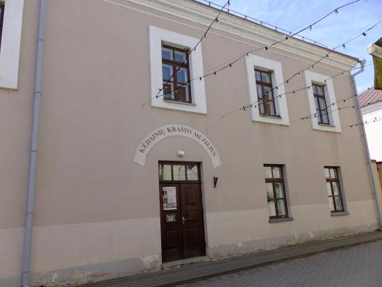 Kedainiai, Lithuania: Краеведческий музей