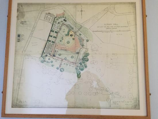 1930s landscape design picture of eltham palace and for Garden design 1930