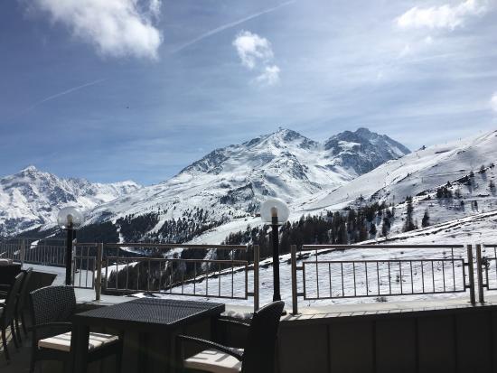 Hochsolden, Oostenrijk: Hotel Schoene Aussicht