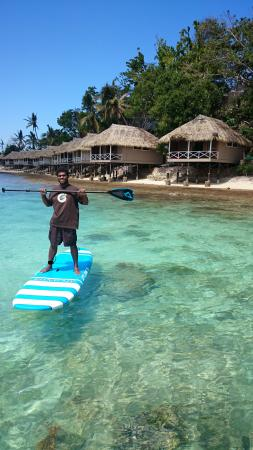 Stand Up Paddle South Pacific