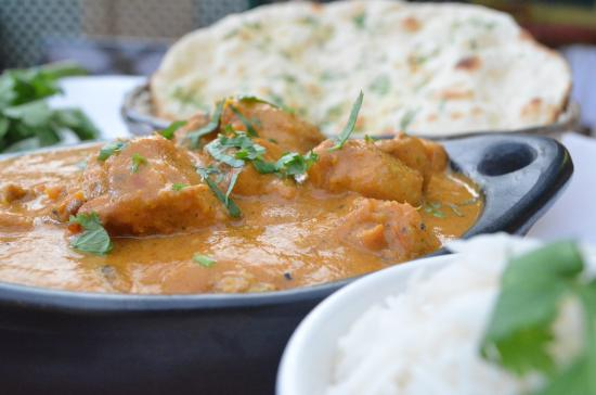 Taste Of Nepal: Butter Chicken