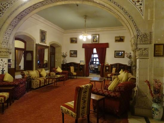 Interiors Of Vijay Vilas Palace