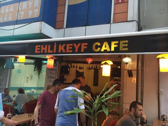 Ehlikeyf Café