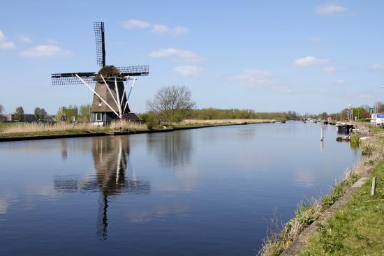 Haarlemmermeer, Holandia: Depuis le canal