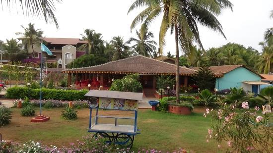 Paradise Village Beach Resort: View from hut