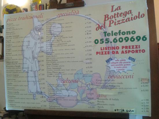 Pizza da asporto top! E non solo da asporto