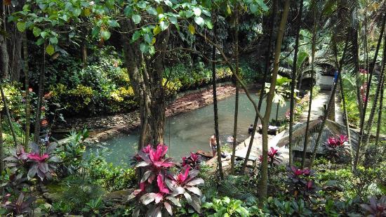 Singosari, Indonesia: Tampak atas