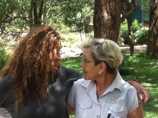 Balule Private Game Reserve, Sudáfrica: la proprietaria