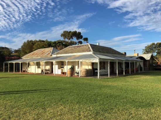 Макларен-Вейл, Австралия: The property