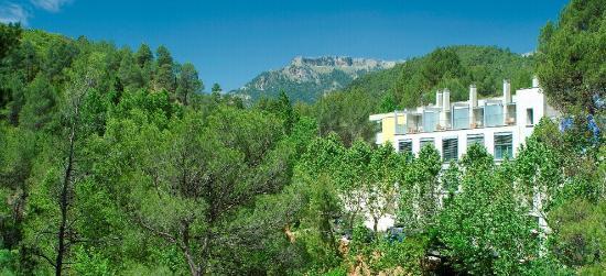 Yeste, España: panoramica