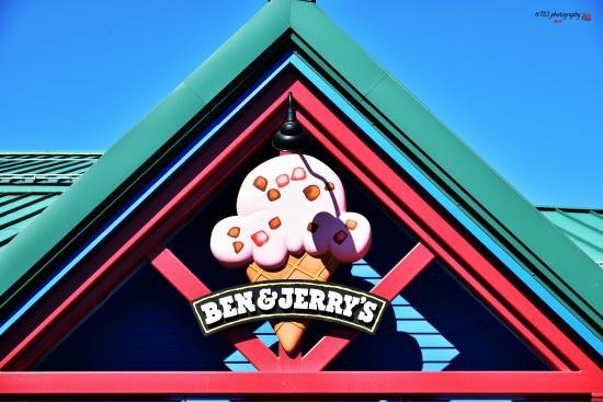 วอเทอร์บิวรี, เวอร์มอนต์: Ben & Jerry's
