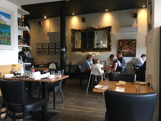 Restaurants Crow Road Glasgow