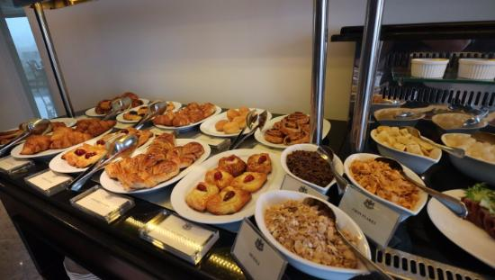 breakfast buffet more than perfect picture of the kingsbury hotel rh tripadvisor co nz