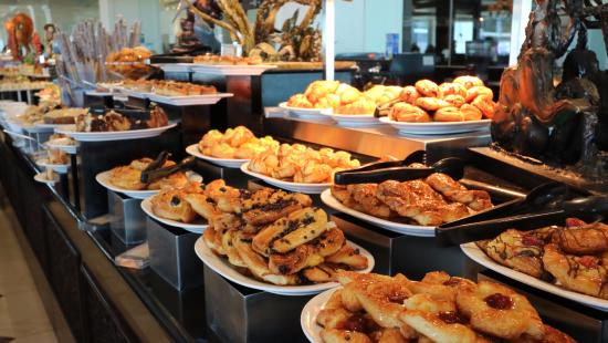 Breakfast Buffet Picture Of The Kingsbury Colombo