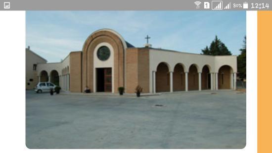 chiesa della Madonna delle Piane