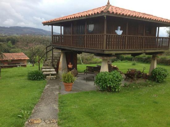 Quintueles, Hiszpania: Hotel Rural Son de Mar