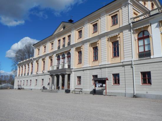 Vingåker, Sverige: Entren