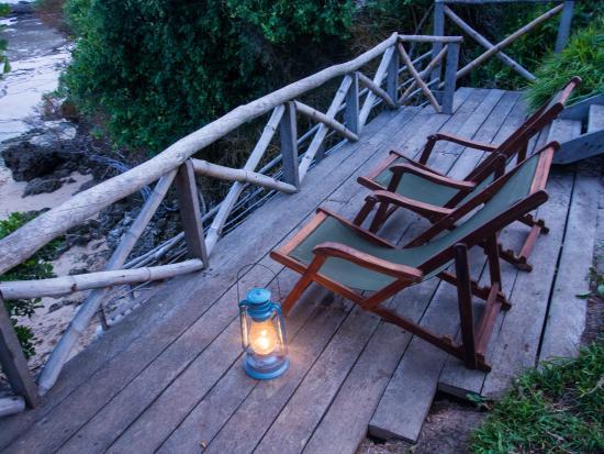 Pangani, Tanzania: Terrace view point