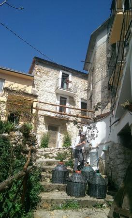 Pescosolido, อิตาลี: Nice, rustic surrounding