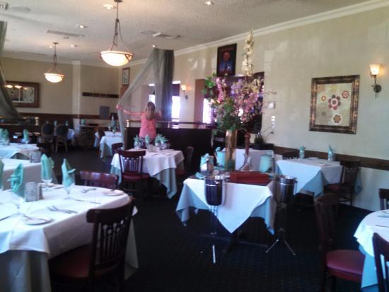 ยูเนียน, นิวเจอร์ซีย์: Front of Main Dining Room