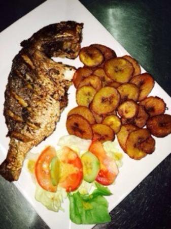 cuisine africaine, plats sénégalais - photo de le duplex, nice