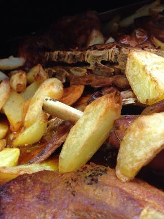 Restaurante Atlântico: Cabrito e Bacalhau