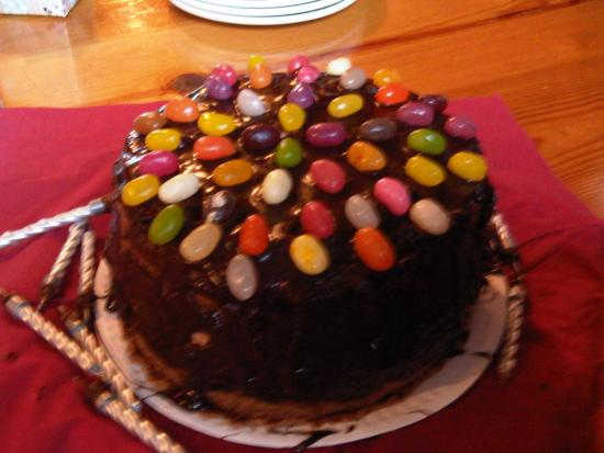 home made birthday cake made with short notice very grateful rh tripadvisor co uk