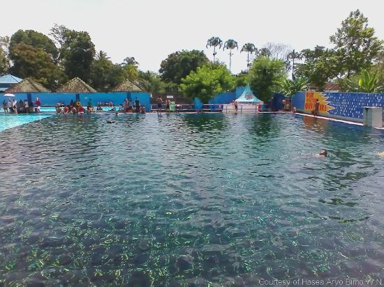 Salatiga, Indonesia: The Muncul Spring Pool