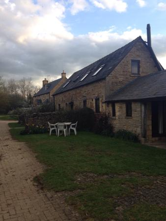 Oddington, UK : Such a beautiful location for 1st family holiday