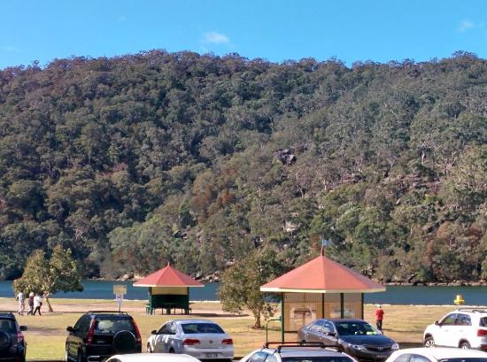 Wahroonga, Avustralya: View from the table