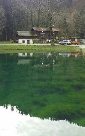 Haute-Savoie, Francia: L'Oasis