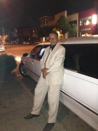 San Bruno, CA: I've been a chauffeur for over 25 years