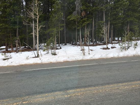 Peak to Peak Scenic Byway: Along the peak to peak scenic byway