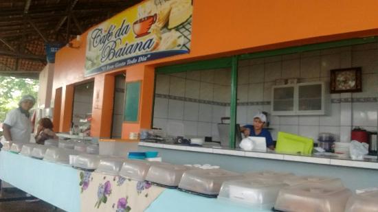 Cafe Da Baiana
